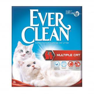 Ever Clean Extra Multiple Cat 6L super premium clumping cat litter